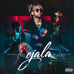Ojalá (Single) - Bryant Myers, De La Ghetto, Darell, Almighty