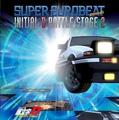 Initial D Battle Stage 2 (CD2)