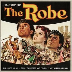 The Robe OST (CD2) - Alfred Newman