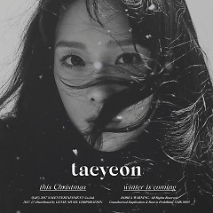 This Christmas - Winter Is Coming (Mini Album) - TAEYEON