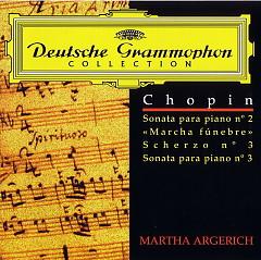 Chopin  Kaviersonaten Nr. 2 & 3, Scherzo Nr. 3