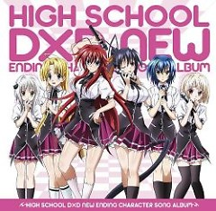 High School DxD NEW Ending Character Song Album
