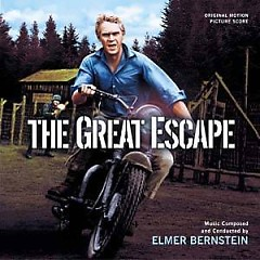 The Great Escape (1963) OST (CD1)