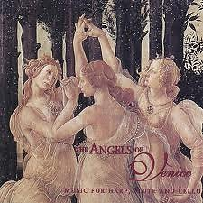 Music For Harp Flute And Cello - Angels Of Venice