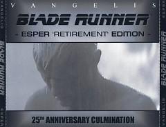 Blade Runner - Esper Retirement Edition CD1 The Score (Part 1)