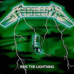 Ride The Lightning - Edits, Alternate Versions & Demos