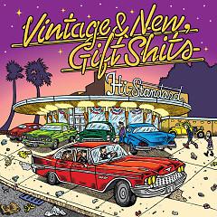 Vintage & New,Gift Shits - Hi-Standard