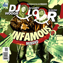 Infamous Minded (CD2) - Mobb Deep