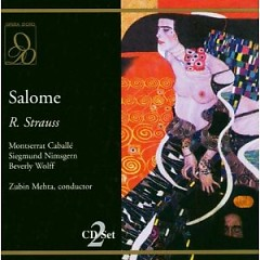 Richard Strauss - Salome CD1 - Montserrat Caballe,Various Artists