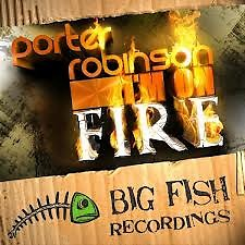 I'm On Fire (Singles) - Porter Robinson
