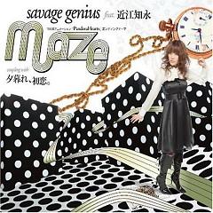 近江 知永 Ohmi Tomoe (Maze feat. Tomoe Ohmi)