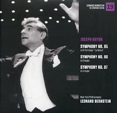 Franz Joseph Haydn – Symphonies No 85, No 86 & No 87
