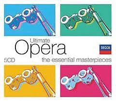 Ultimate Opera CD4 No.1
