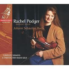 Bach:Complete Sonatas And Partitas For Violin Solo CD1  - Rachel Podger
