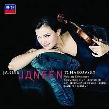 Tchaikovsky: Violin Concerto - Janine Jansen