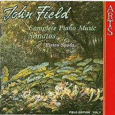 John Field Complete Piano Works CD2 - Pietro Spada