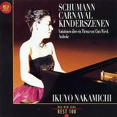 Schumann Carnaval Kinderszenen No 1