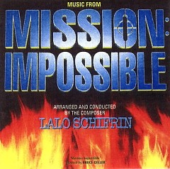 Mission Impossible (1966-73 Television Series) (P.1) - Lalo Schifrin
