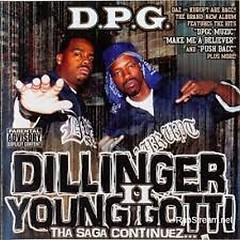 Dillinger & Young Gotti (CD2) - Tha Dogg Pound