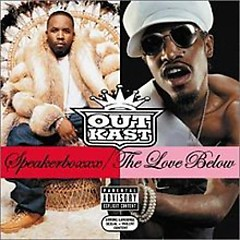 The Love Below (CD2) - Outkast