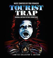 Tourist Trap (Score) (Limited Collector's Edition) (P.2)   - Pino Donaggio