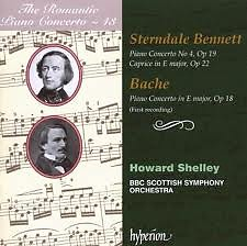The Romantic Piano Concerto, Vol. 43 – Sterndale Bennett & Bache - Howard Shelley,BBC Scottish Symphony Orchestra