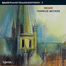 Bach Piano Transcriptions Vol.7 CD2