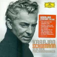 Schumann The Symphonies CD1