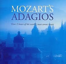 Mozart Adagios CD1