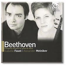 Beethoven Complete Sonatas For Piano & Violin CD2 - Isabelle Faust,Alexander Melnikov