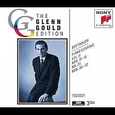 The Glenn Gould Edition: Ludwig Van Beethoven Piano Sonatas Vol. 1 CD3
