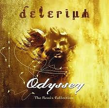 Odyssey – The Remix Collection CD1