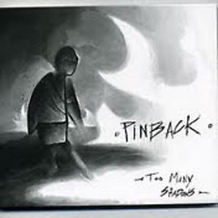 Too Many Shadows (EP) - Pinback