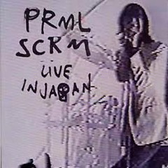 PRML SCRM Live In Japan - Primal Scream