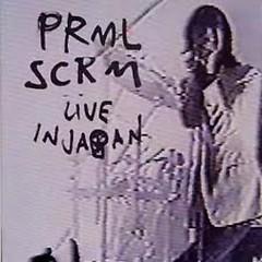 PRML SCRM Live In Japan - Primal Scream