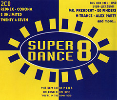 Super Dance (Plus) 8 CD1