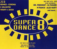 Super Dance (Plus) 8 CD3