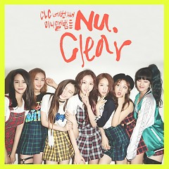 NU.CLEAR (Mini Album Vol. 4) - CLC