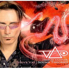 Sound Theories Vol 2 - Shadows & Sparks - Steve Vai