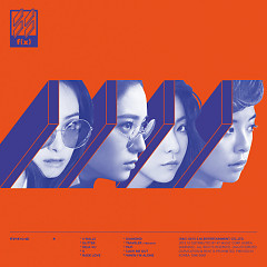 4 Walls (The 4th Album) - F(x)