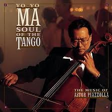 Soul Of The Tango The Music Of Astor Piazzolla