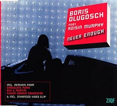 Never Enough (Maxi CD Single) - Roisin Murphy