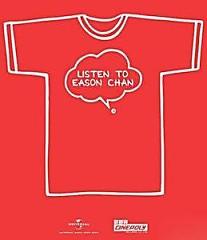 LISTEN TO EASON CHAN (Disc 1)