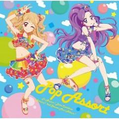 Aikatsu! 2 1st Mini Album - POP ASSORT - Aikatsu!