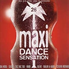 Maxi Dance Sensation 26 (CD4)