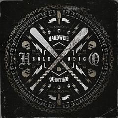 Baldadig (Single) - Hardwell, Quintino