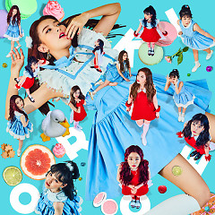 Rookie (4th Mini Album) - Red Velvet