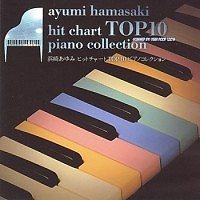 Hit Chart TOP 10 Piano Collection