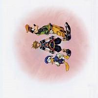 Kingdom Hearts II OST CD 4