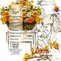 Album Lòng Mẹ (Hòa Tấu) - Various Artists